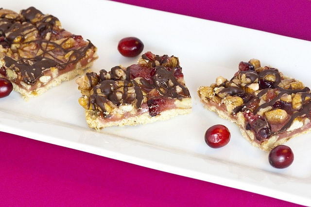 Cranberry Turtle Bars » The Nerd's Wife