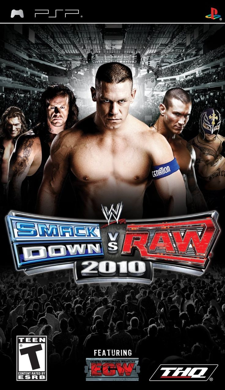 buy wwe smackdown vs raw 2010 psp online at low prices in india