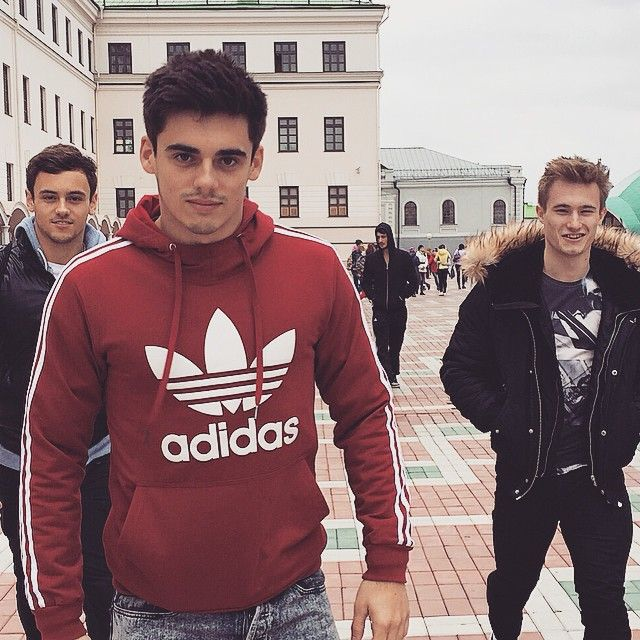 Chris Mears  --   New boyband?