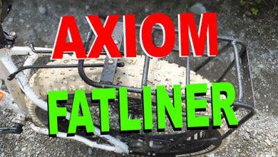 Axiom Fatliner | Rack the Fat ~ Fatbike Republic