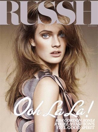 Russh - Russh May-June 2009 Cover