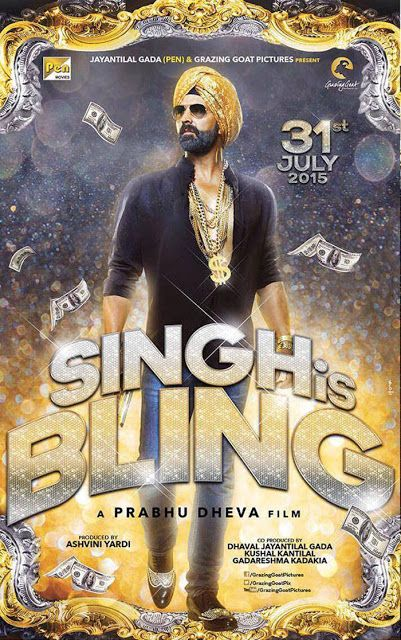 Singh is Bling Full Movie Download! Free Download Action Comedy and Drama Bollywood Movie! High Quality DVD http://www.freedownloadedmoviez.com/2015/10/singh-is-bling-full-movie-download.html #movie #movies #bollywoodmovies #singhisbling #actionmovies #movies2015 #comedy #drama