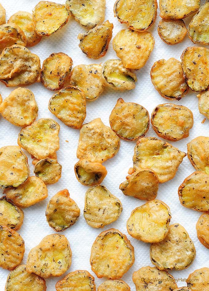 how to fry pickles This recipe for Fried Pickles makes a perfectly pleasing palatable plate of goodness. Serve them as an appetizer or a fun side dish at your next party, and watch them disappear!