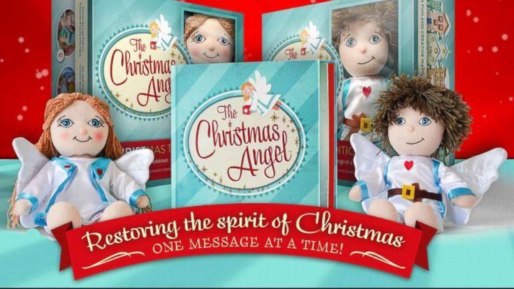 elfontheshelfalternative CHRISTmas tradition www.yourchristmasangel.com