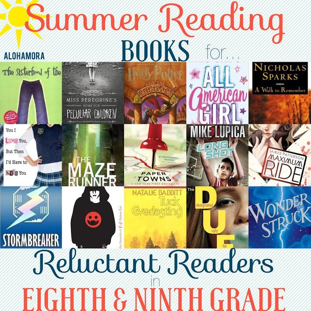 good books for an 8th grade book report Seventh grade book report mr lindsey's social studies class this is your form to help write your final copy this story has a good theme because.