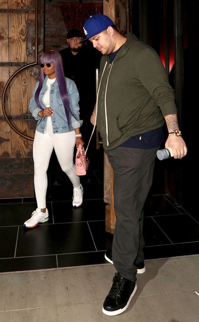 Rob Kardashian le pidió disculpas a su familia tras la reprimenda de Kris Jenner