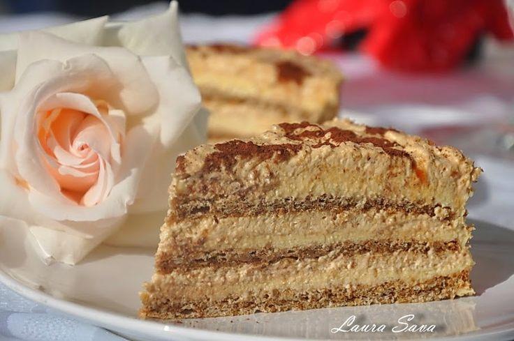 Anul asta, de ziua mamei mele, am ales sa fac un tort cu totul si cu totul deosebit, celebrul Tort Egiptean, pe care am pus ochii acum muuulti ani, inca de cand l-a postat Palachinka pe blogul...