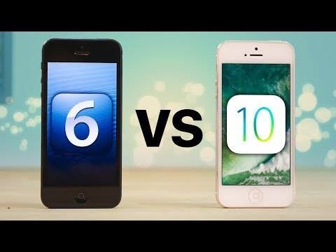 iPhone 5 - iOS 6 vs 10 Final Speed Test #electronics #mobiles #mobilesaccessories #laptops #computers #games #cameras #tablets   #3Dprinters #videogames  #smartelectronics  #officeelectronics