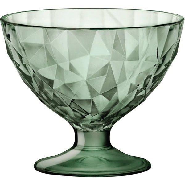 S/6 παγωτού diamond πράσινο Προσφορά - Παγωτό - Γλυκό - Σερβίτσια | Zoulovits®