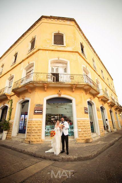 the same place where we were engaged, Amor en Cartagena, Luisa y César @mibodaencartagena
