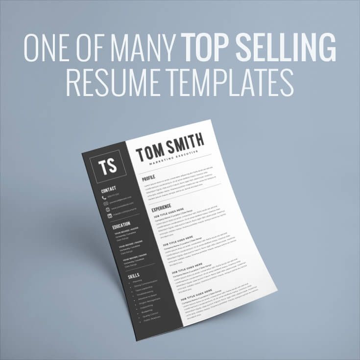 Two Page Resume Template   Resume Builder   CV Template   Free Cover Letter    MS