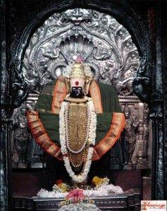 Mahalakshmi Temple Kolhapur, Maharashtra, India