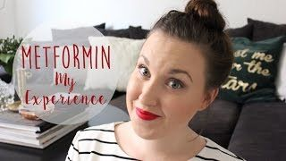 Treating PCOS with Metformin – My experience