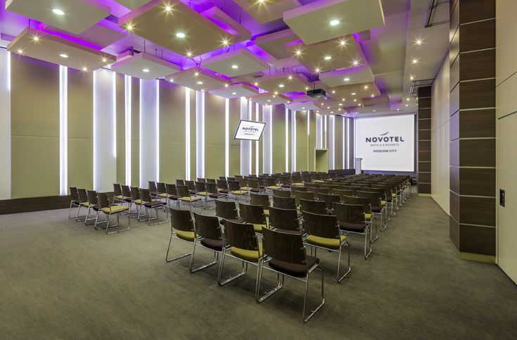 Meeting @ Novotel Moscow City Hotel, Russia