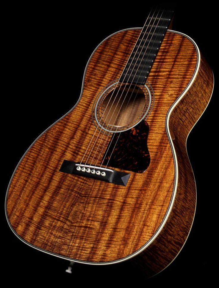 Martin Custom Shop 00-28K Koa Acoustic Guitar