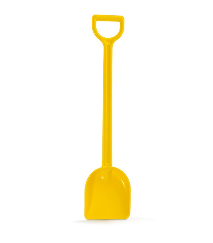 Sand Shovel Yellow From Hape from The Wooden Toybox