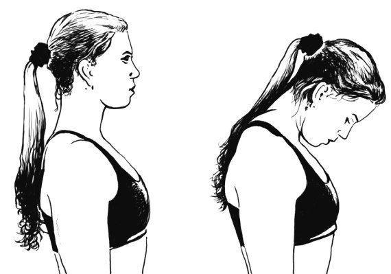 Гимнастика для шеи.