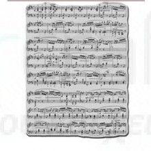 Σφραγίδα music score