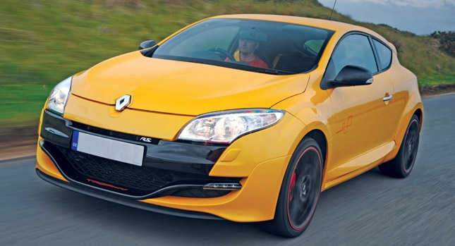 K-Tec Racing Welcomes the Renault Megane RS 265 to the 300-horsepower Club - Carscoop - [K-Tec Racing says that while no performance data is available yet, it expects an improvement on the standard car's 0-60mph (96km/h) 6.0 second and 158 mph (254 km/h) top speed figures.]
