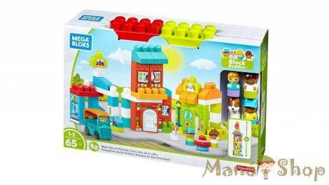 Mega Bloks Utcai barátságok 65 darabos játékszett (FFG36)