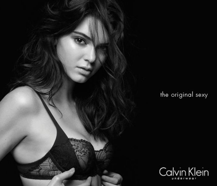Kendall Jenner – Calvin Klein Fall 2015 Campaign