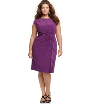 Beautiful Dress for full figured women | FFF'Z DIVA'S SWAG ...