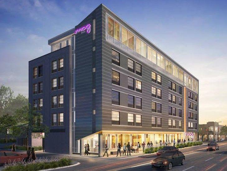 First Hotel In Uptown Minneapolis Breaks Ground