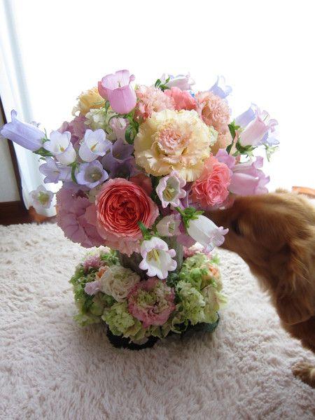 人はなぜ、花を愛でるのか : 一会 ウエディングの花