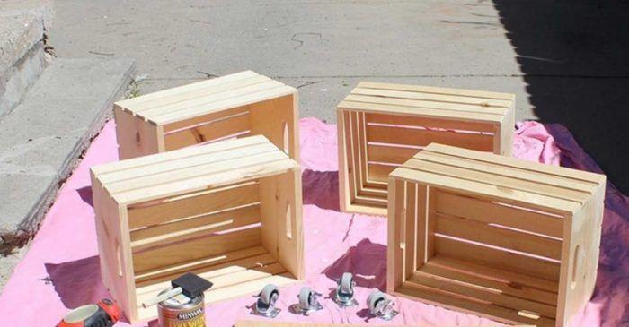 Τα ξύλινα τελάρα είναι τα βρίσκουμε σχεδόν παντού και, παρ'όλο που δεν τους δίνουμε και πολλή σημασία, έχουν πολλές εφαρμογές αν τα χρησιμοποιήσουμε δημιουργικά. Υπάρχουν πολλές κατασκευές που έχουν ανεβάσει διάφοροι στο διαδίκτυο και θα