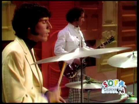 """The Doors performing """"Light My Fire"""" live on The Ed Sullivan Show."""