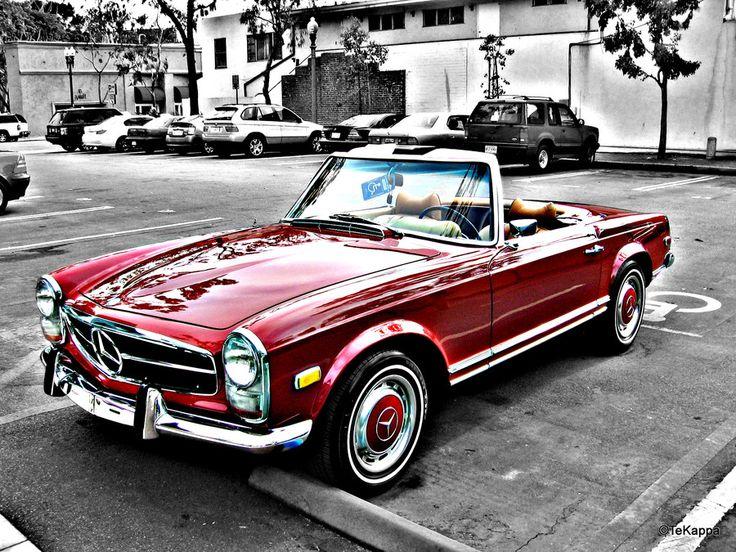 mercedes sl roadster w113 Photography Mercedes 280