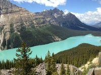10 giorni nelle Montagne Rocciose Canadesi e 10 risalendo in macchina il San Lorenzo da Toronto all'Atlantico