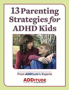 What does it take to be a great parent to your ADHD child? Find out here.