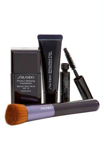 Shiseido 'Runway Perfect' Foundation Kit I40