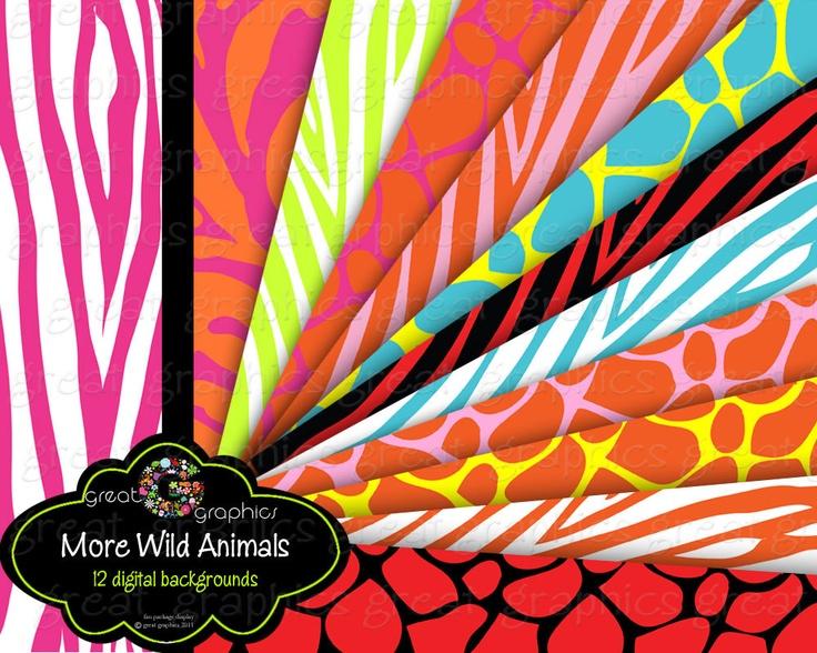 wild animal print wallpaper - photo #19
