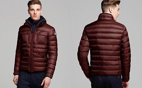 Moncler Norbert Down Jacket