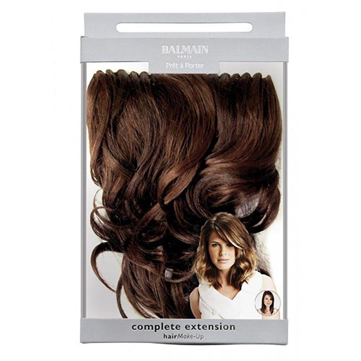 Description: Balmain - Hair Make-Up - Complete Extensions - 40 cm - 1 Stuk  Price: 59.39  Meer informatie  Balmain - Hair Make-Up - Complete Extensions - 40 cm - 1 Stuk