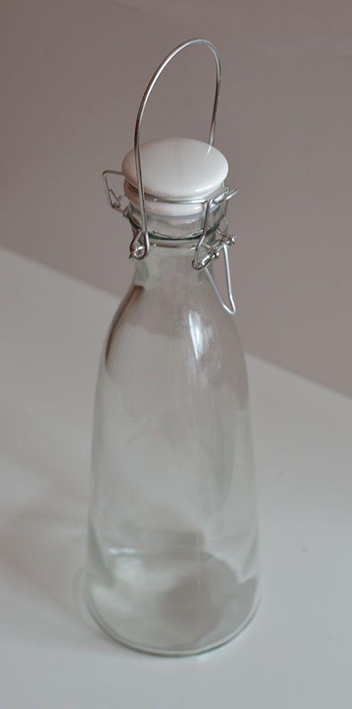 Retro butelka z kapslem na mleko (3357770221) - Allegro.pl - Więcej niż aukcje. Najlepsze oferty na największej platformie handlowej.  #wolniodplastiku #greenspiracje