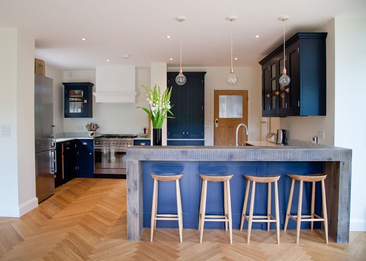 Best Dream Kitchen Images On Pinterest Dream Kitchens - Breakfast nook wooden cabinets linear kitchen mixer tap yellow chairs