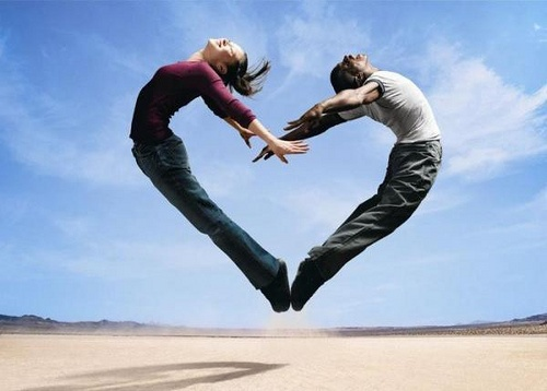 Love. Jump. Shout. Proclaim. Why not?