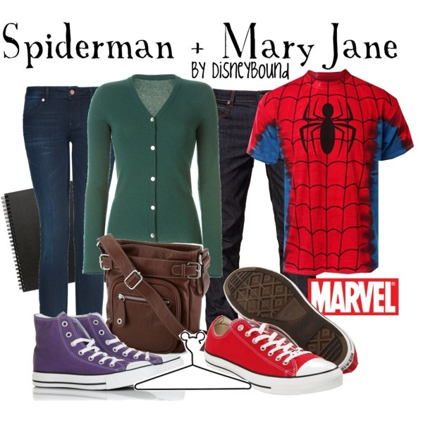 Spiderman + Mary Jane