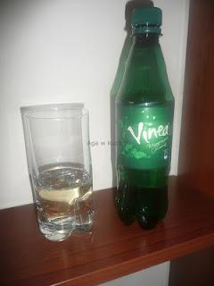 Vinea - gazowany napój winogronowy