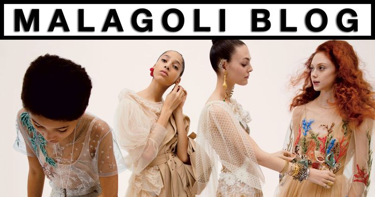 Learn how to recognize Embroidery on #MalagoliBlog: http://blog.malagoli.ro/en/2017/07/17/how-to-recognize-embroidery/ #Blog #Fashion #Fabrics #Embroidery