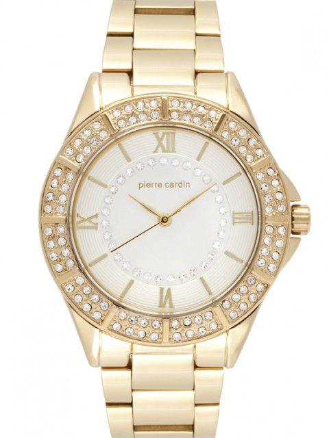 Pierre Cardin Gold Watch // 5496