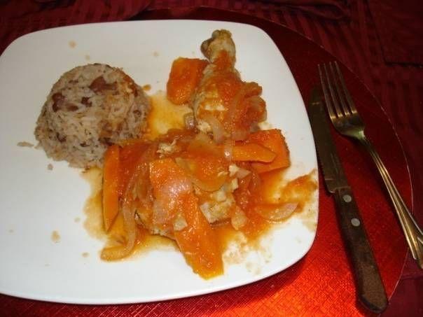 Pollo haitiano