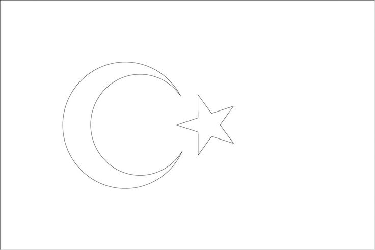 58 Best Images About Sonlight Core C On Pinterest Turkey Flag Coloring Page