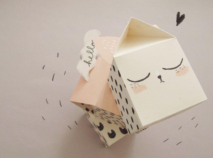 Unas cajitas monisimas para imprimir   ArtCreatiu
