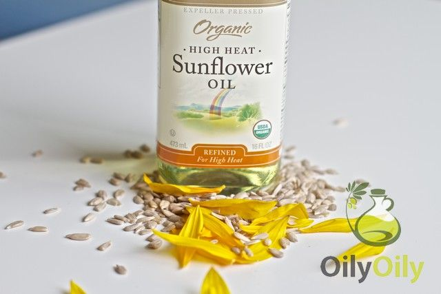 Sunflower Oil: Nutrition Facts