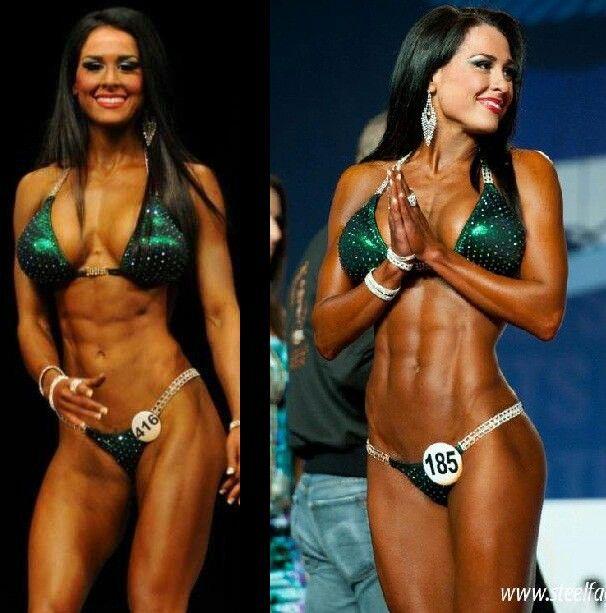 Female Form #StrongIsBeautiful #Motivation #WomenLift2 Ashley Kaltwasser