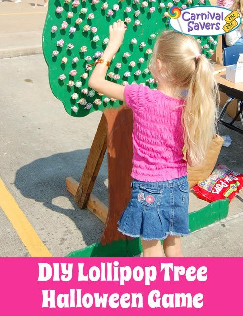 DIY Lollipop Tree - Perfect for School & Fundraising Carnivals & Festivals